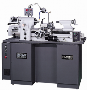 Cyclematic toolroom lathe