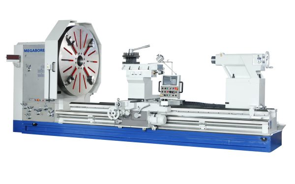 Lathes CNC Hollow Spindle 9″ – 30″ Bore , 50″- 60″ Swing, SB Series