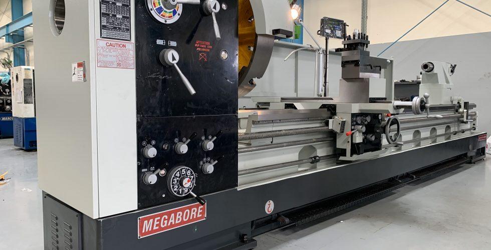 Megabore HR Series.